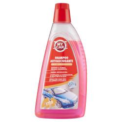shampoo senza cera
